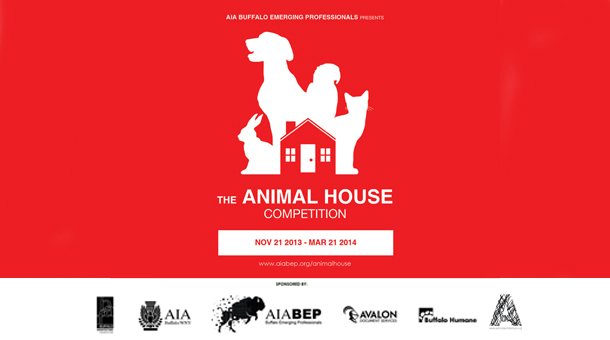 AIA BEP Mailchimp Animal House Flyer with Sponsors