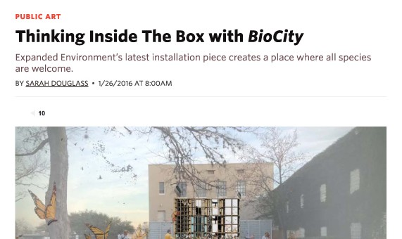 Thinking Inside The Box with BioCity | Houstonia